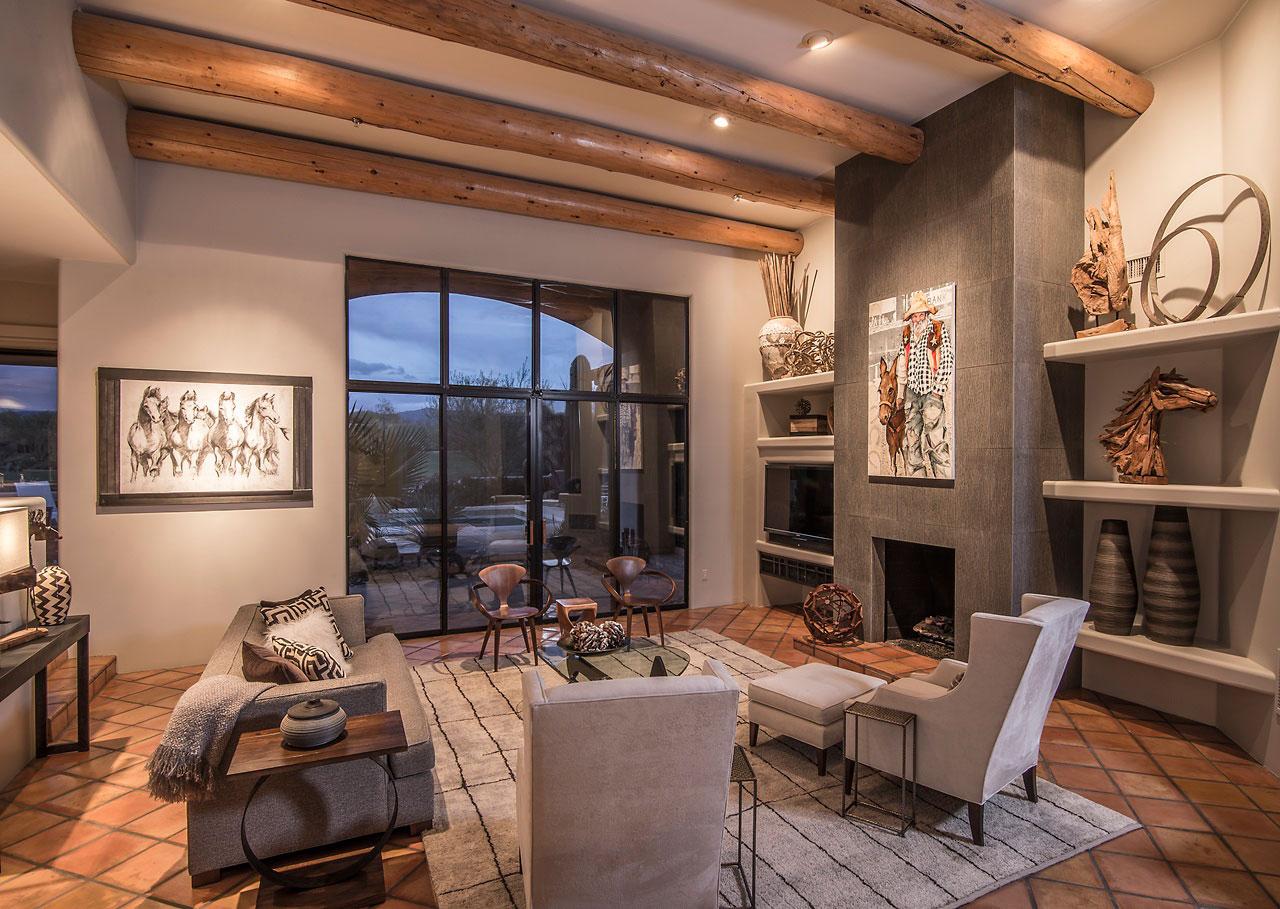 Southwestern-Interior-Design-Style-and-Decoration-Ideas-10 Southwestern Interior Design, Style and Decoration Ideas