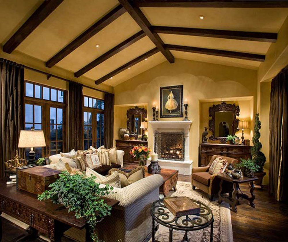 Ideas for decorating a rustic interior design-7 ideas for decorating a rustic interior design