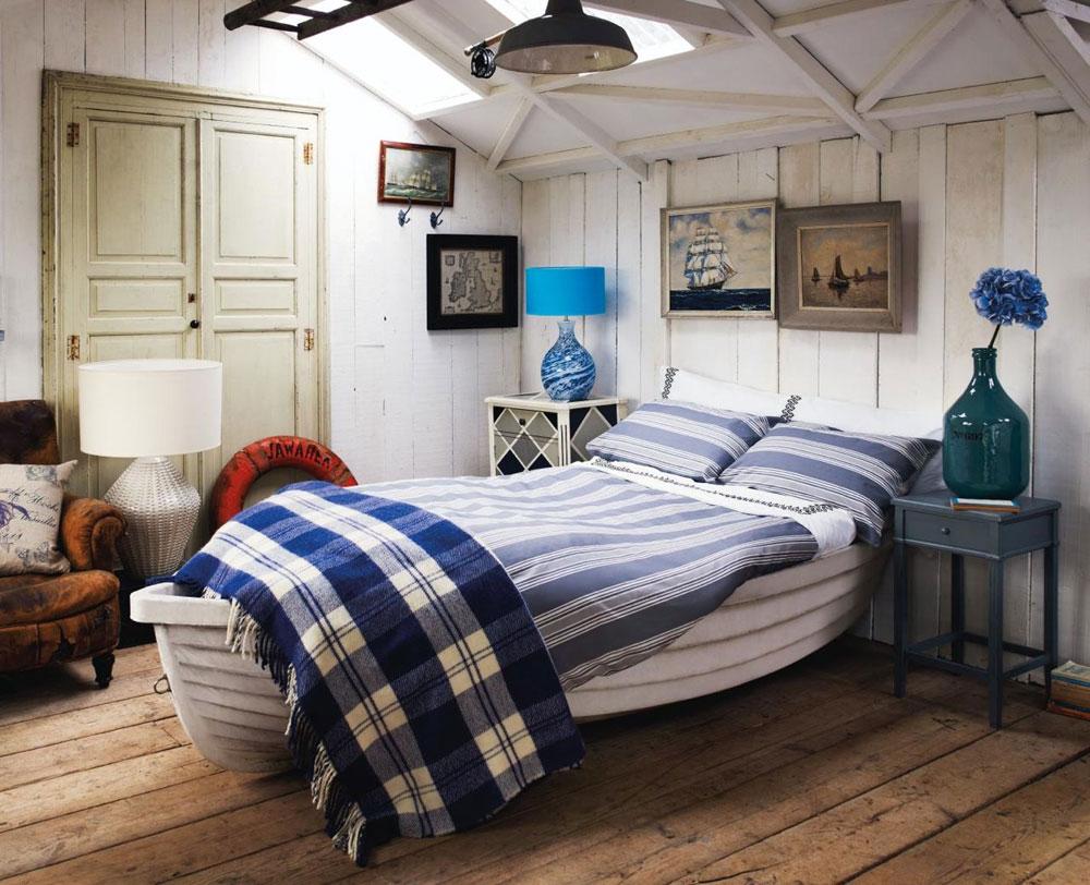 Nautical-Interior-Design-Style-and-Decoration-Ideas-6 Nautical Interior-Design Style and Decoration Ideas
