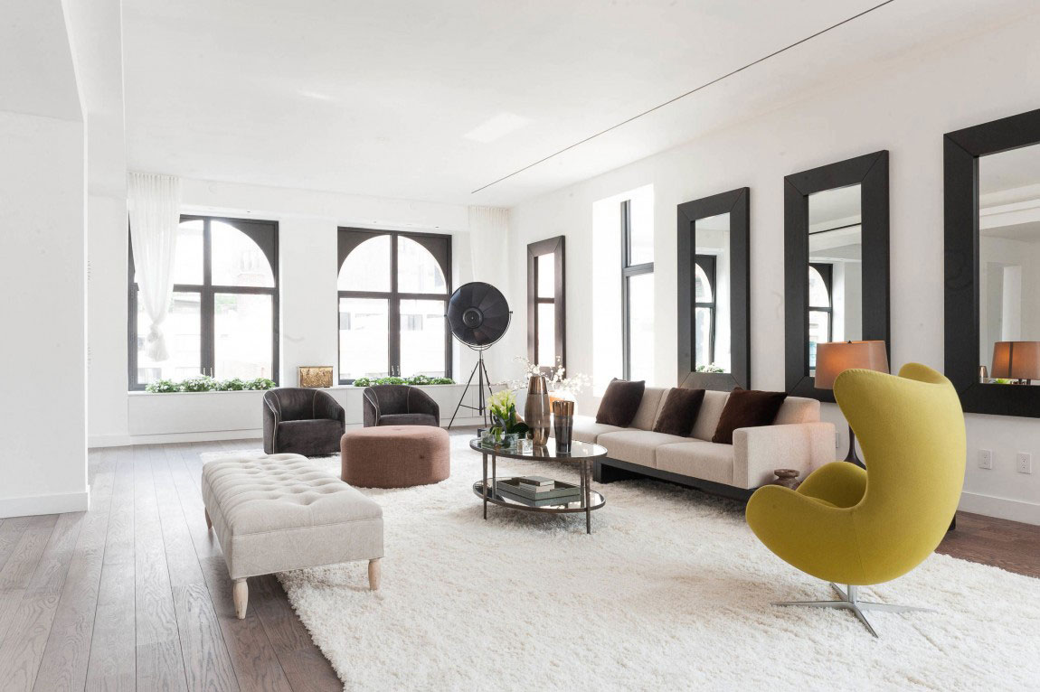 Luxurious-contemporary-penthouse-designed-by-Delos-2 Luxurious-contemporary-penthouse-designed by Delos
