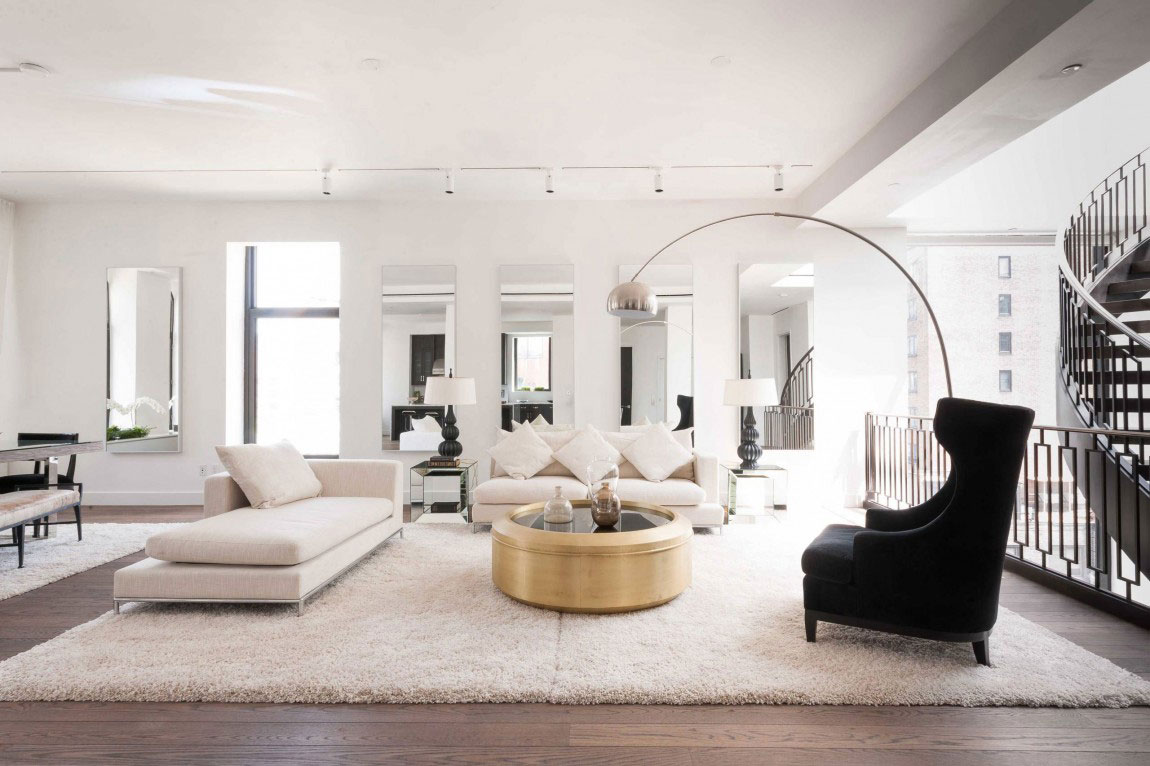 Luxurious-contemporary-penthouse-designed-by-Delos-5 Luxurious-contemporary-penthouse-designed by Delos