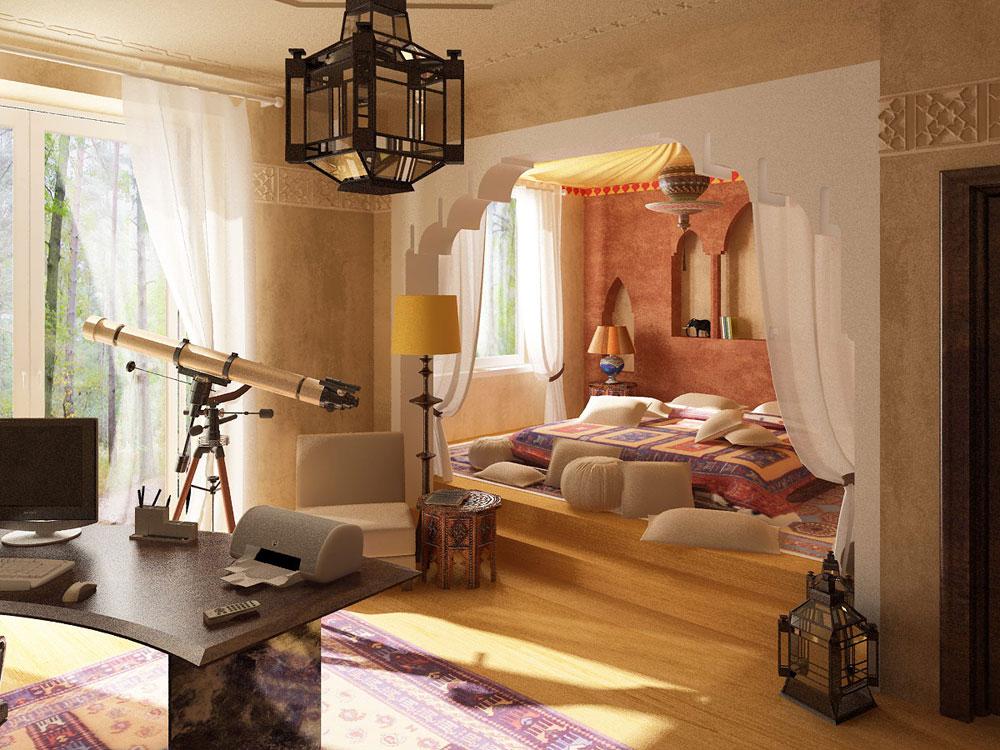 Moroccan Interior Design-Ideas-Pictures-And-Furniture-8 Moroccan Interior Design-Ideas, Pictures and Furniture