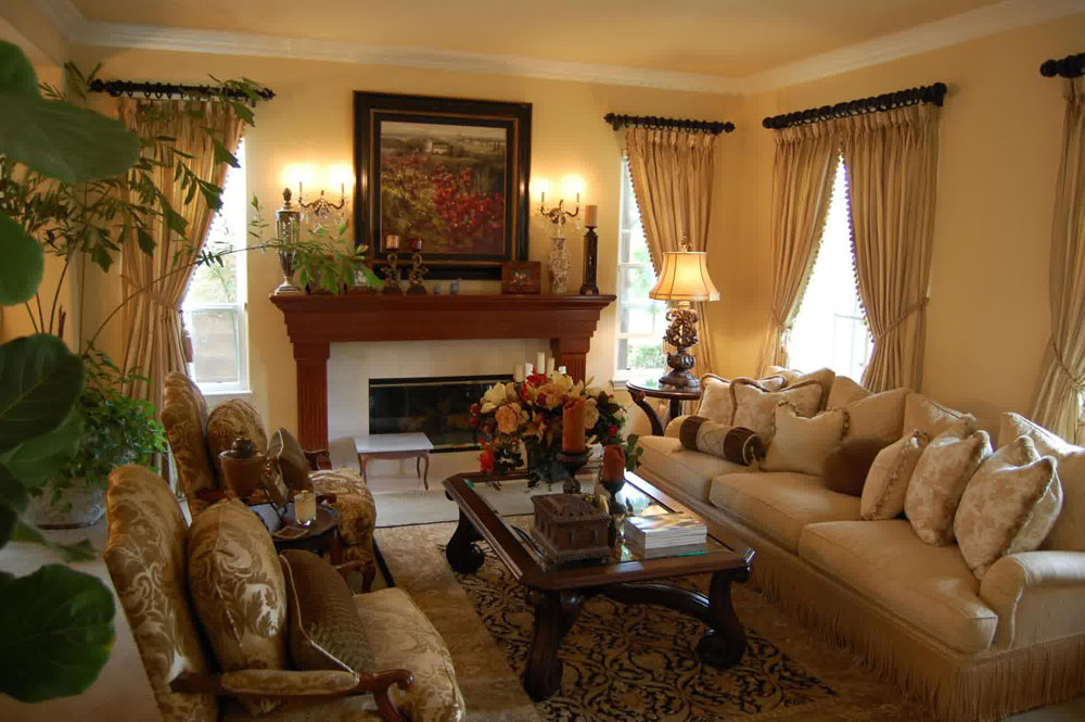 Traditional-interior-design-style-and-ideas-7 Traditional-interior-design-style and ideas