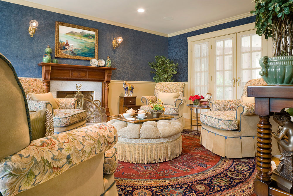 Converting Existing Rooms into an English Country Theme-1 The beauty of English country style home decor