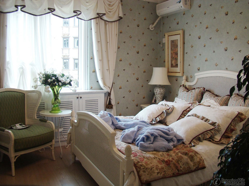 The-Bedroom-11 The beauty of English country home décor