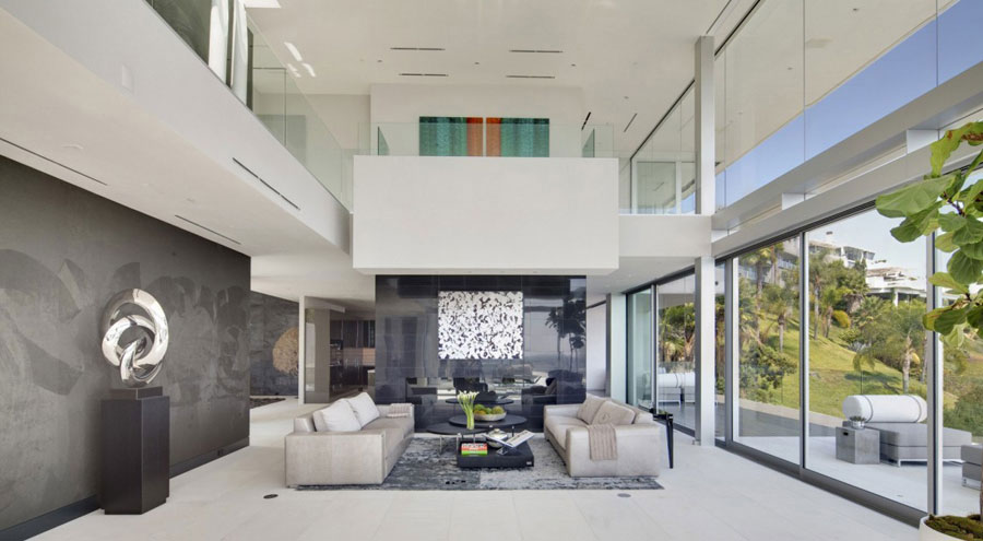 Oriole Way 4 houses with beautiful architecture and interior design by McClean Design