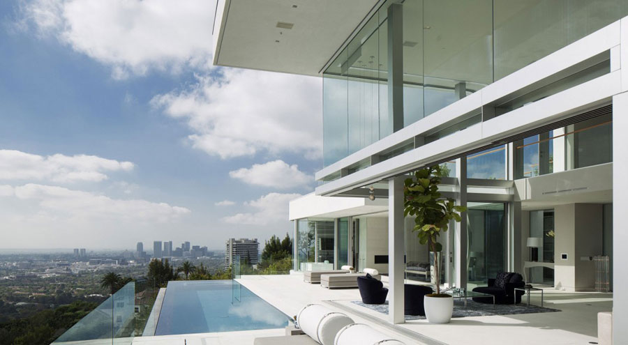 Oriole Way 3 houses with beautiful architecture and interior design by McClean Design