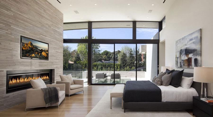 San-Vincente-Haus-1 Homes with beautiful architecture and interior design by McClean Design