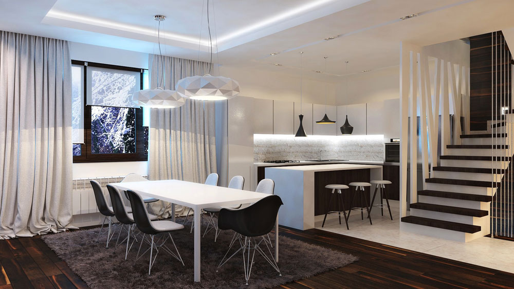 Share the Right Way Creating an Open Kitchen Design - Tips on Getting it Right