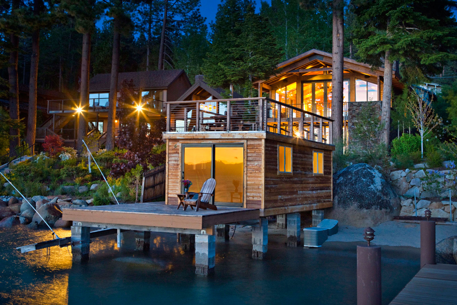 Lake-cabin-design-ideas-that-will-wow-you-10 lake cabin design ideas that will inspire you