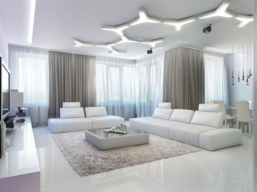 Adding a Carpet on the Living Room Floor How to choose the right carpet for a room