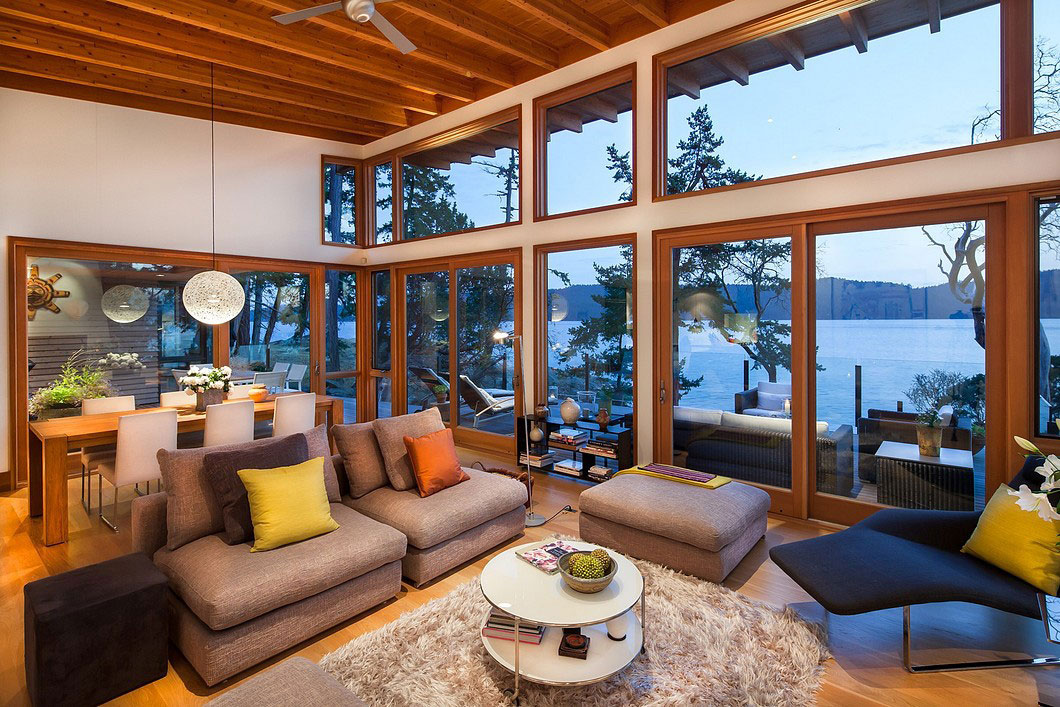 Saturna-island-retreat-and-its-large-expansive-windows-8 Saturna-island-retreat and its large, expansive windows
