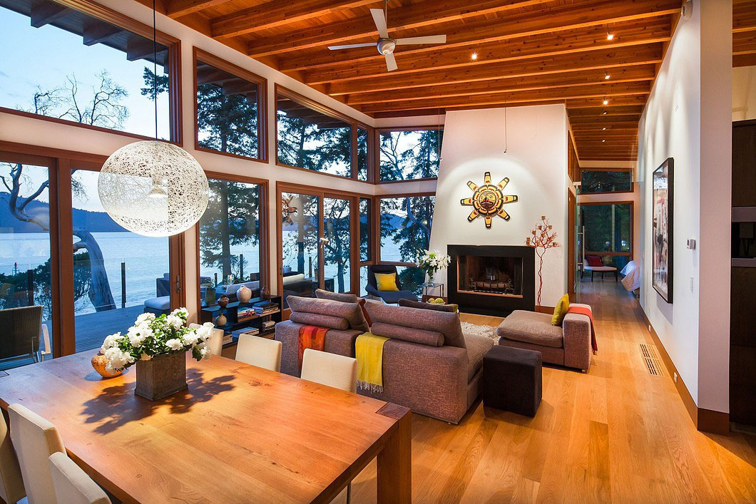 Saturna-island-retreat-and-its-large-expansive-windows-6 Saturna-island-retreat and its large, expansive windows