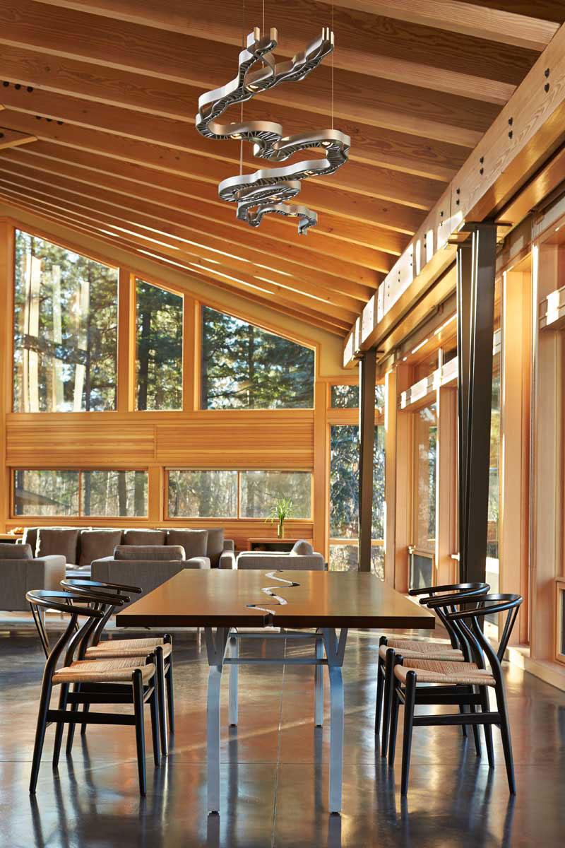 The Mazama-House-A-home-of-a-unique-design-12 The Mazama-House - A home of a unique design