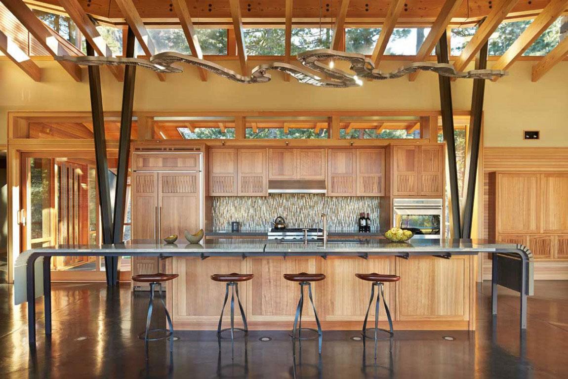 The Mazama-House-A-home-of-a-unique-design-10 The Mazama-House - A home of a unique design