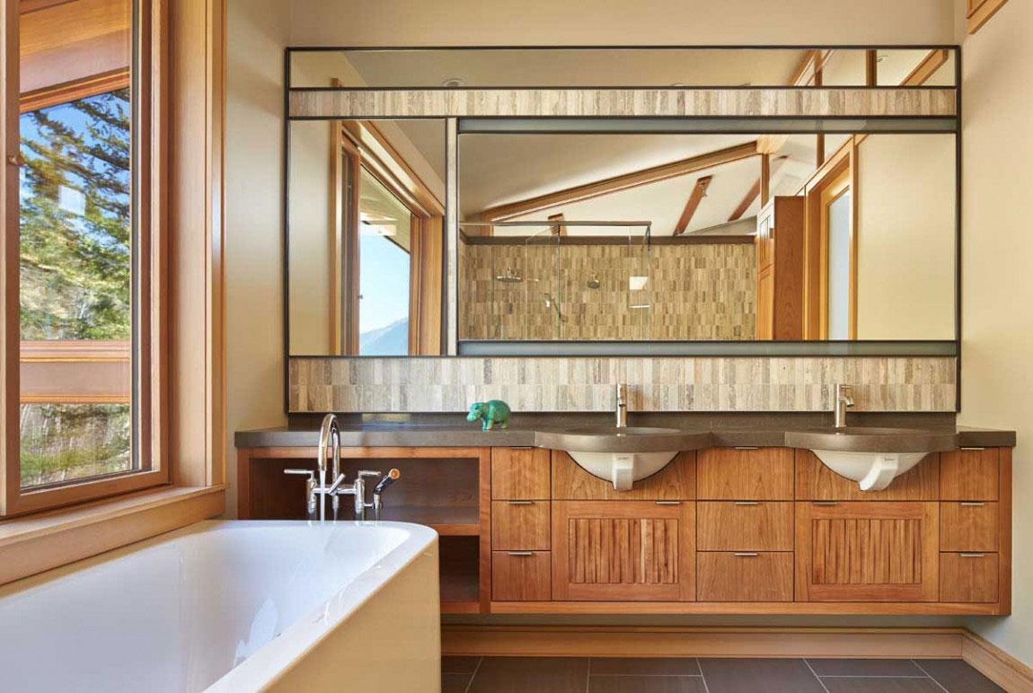 The Mazama-House-A-home-of-a-unique-design-17 The Mazama-House - A home of a unique design