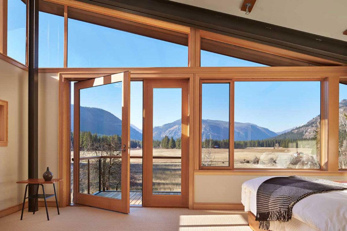 The Mazama-House-A-home-of-a-unique-design-16 The Mazama-House - A home of a unique design