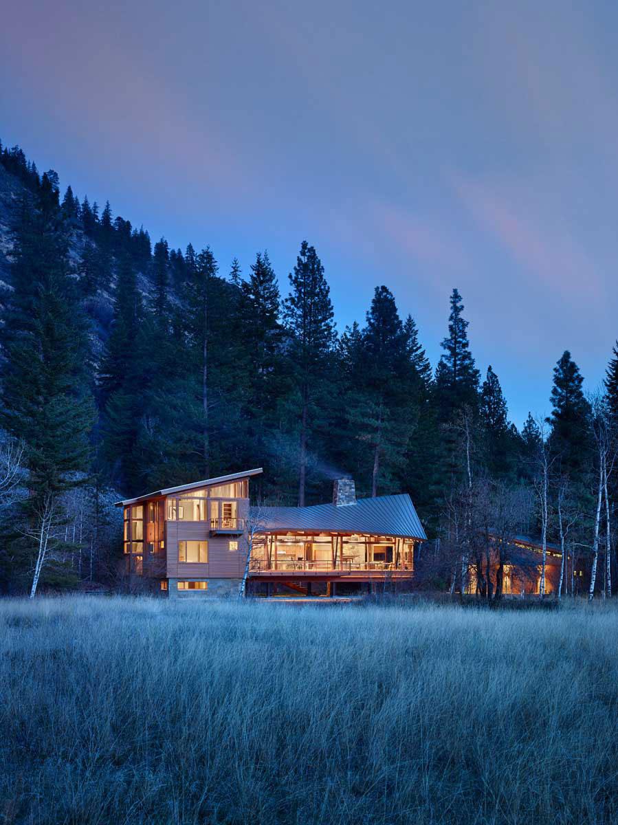 The Mazama-House-A-home-of-a-unique-design-19 The Mazama-House - A home of a unique design