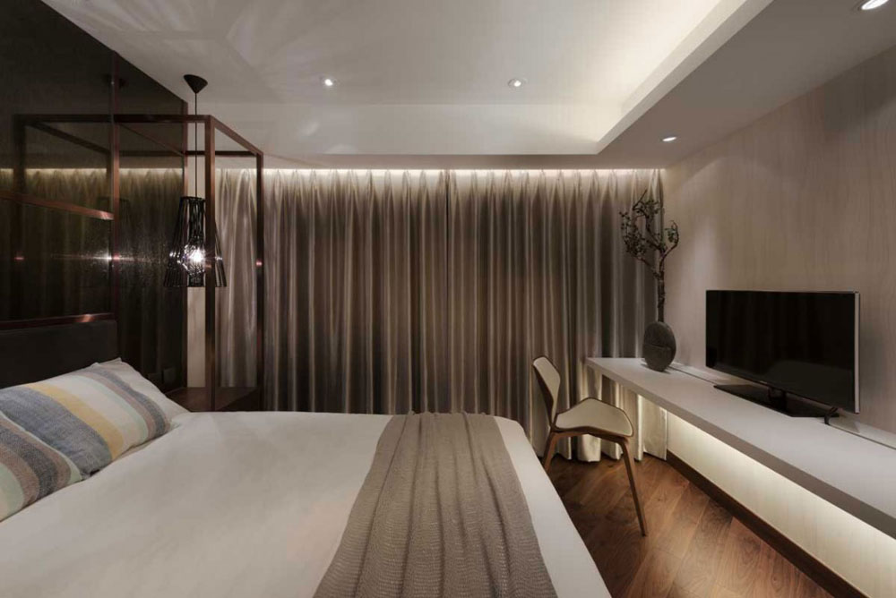 Cool Modern Design Bedrooms That Take Advantage of Every Inch 9 Cool Modern Design Bedrooms That Take advantage of every inch of space