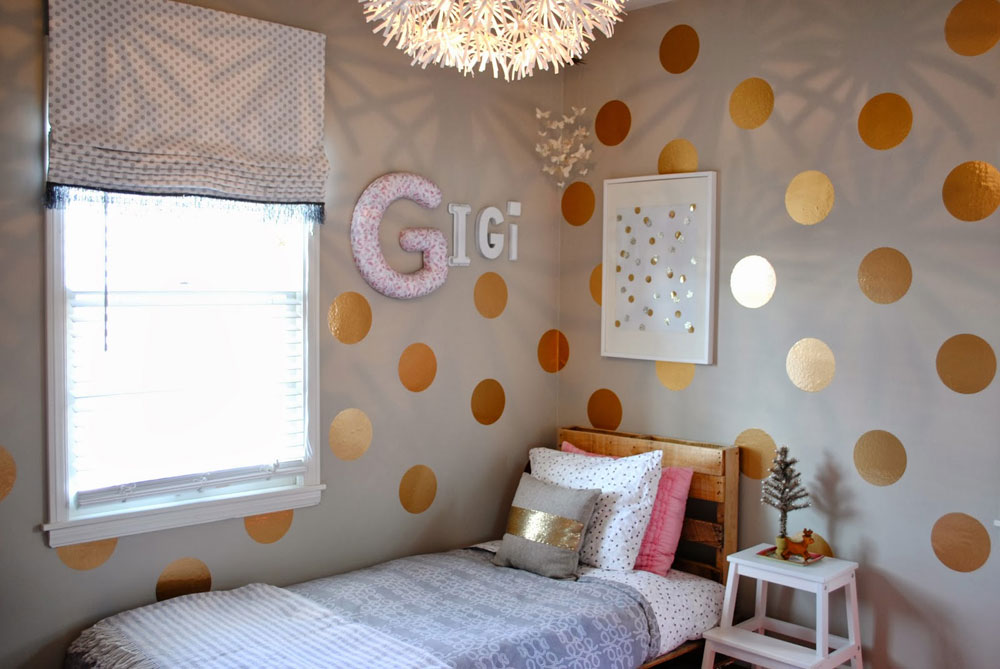Decorating-your-house-interiors-with-polka-dots-8 Decorate your home-interior with polka dots