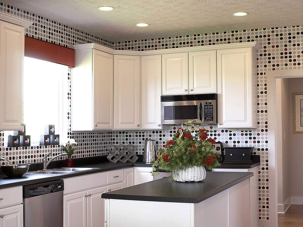Decorating-your-house-interiors-with-polka-dots-11 Decorate your home-interior with polka dots