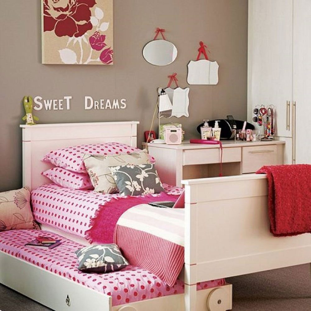 Decorating-your-house-interiors-with-polka-dots-1 Decorate your house interior with polka dots