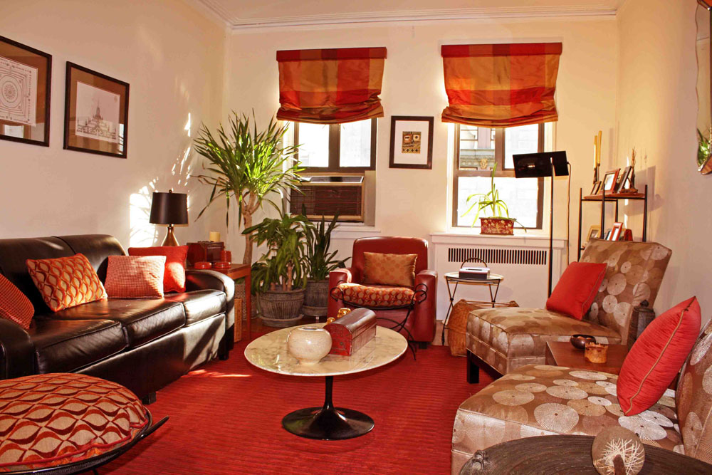 analogus How to choose a color scheme for the rooms in your house