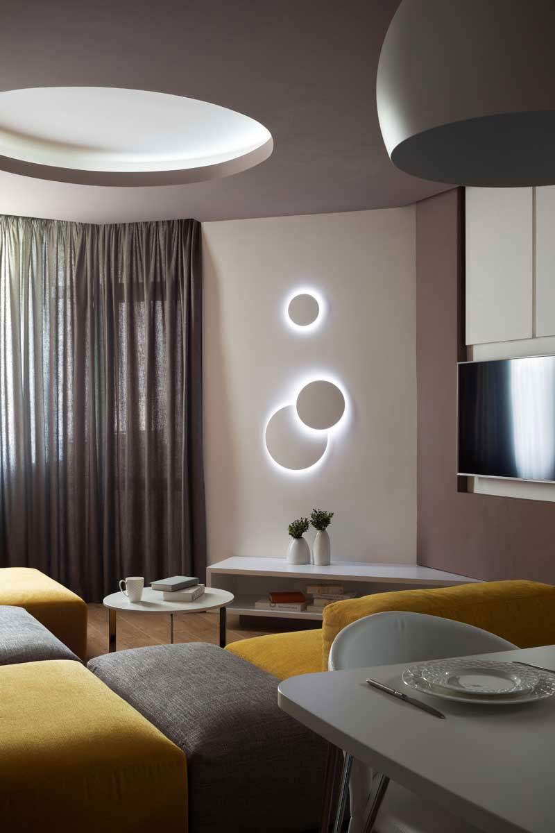 The futuristic apartment that Denis-Rakaev-created-moon-box-2 The futuristic apartment that Denis Rakaev created - moon-box