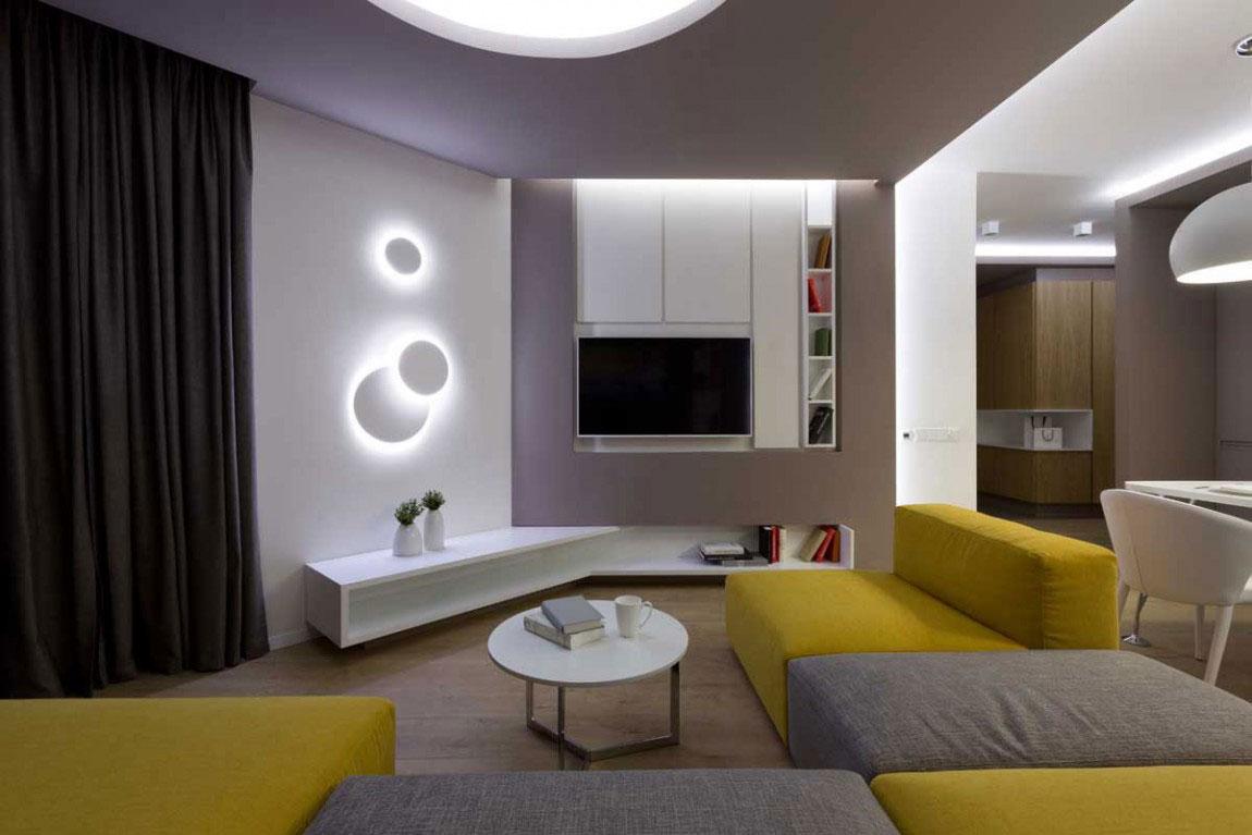 The futuristic apartment that Denis-Rakaev-created-moon-box-3 The futuristic apartment that Denis Rakaev created - moon-box