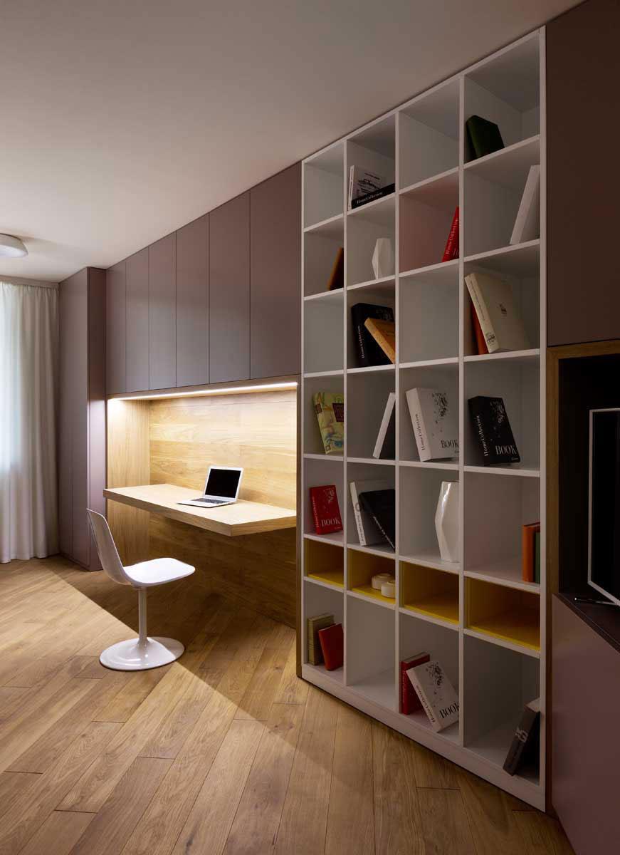 The futuristic apartment that Denis-Rakaev-created-moon-box-11 The futuristic apartment that Denis Rakaev created - moon-box