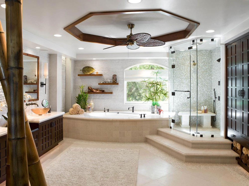 Decorating-your-bathroom-with-beautiful-plants-2 Decorate your bathroom with beautiful plants