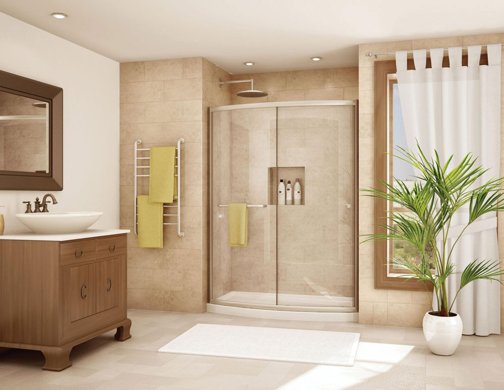 Decorating-your-bathroom-with-beautiful-plants-4 Decorate your bathroom with beautiful plants