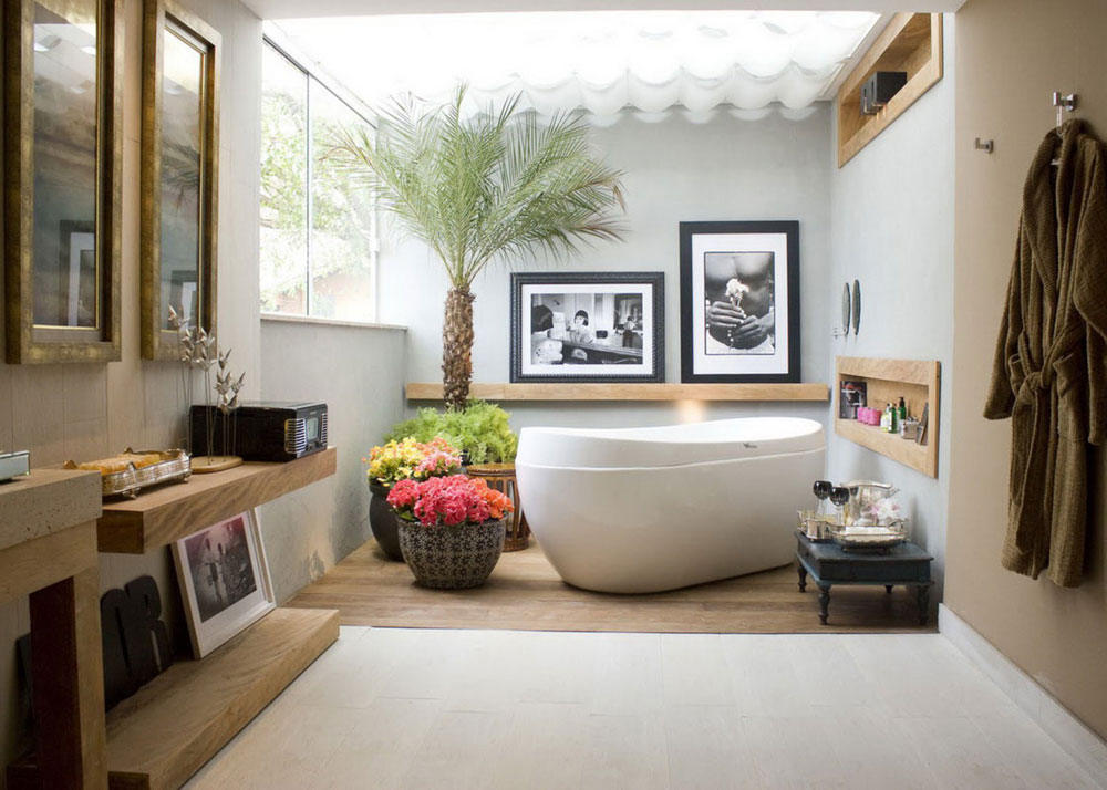 Decorating-your-bathroom-with-beautiful-plants-11 Decorate your bathroom with beautiful plants