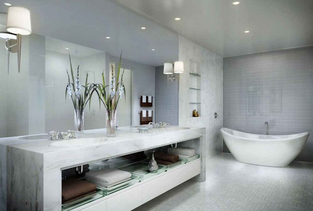 Decorating-your-bathroom-with-beautiful-plants-13 Decorate your bathroom with beautiful plants