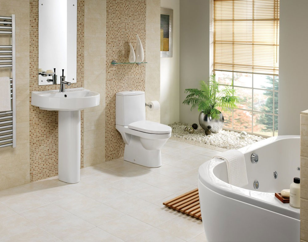Decorating-your-bathroom-with-beautiful-plants-9 Decorate your bathroom with beautiful plants