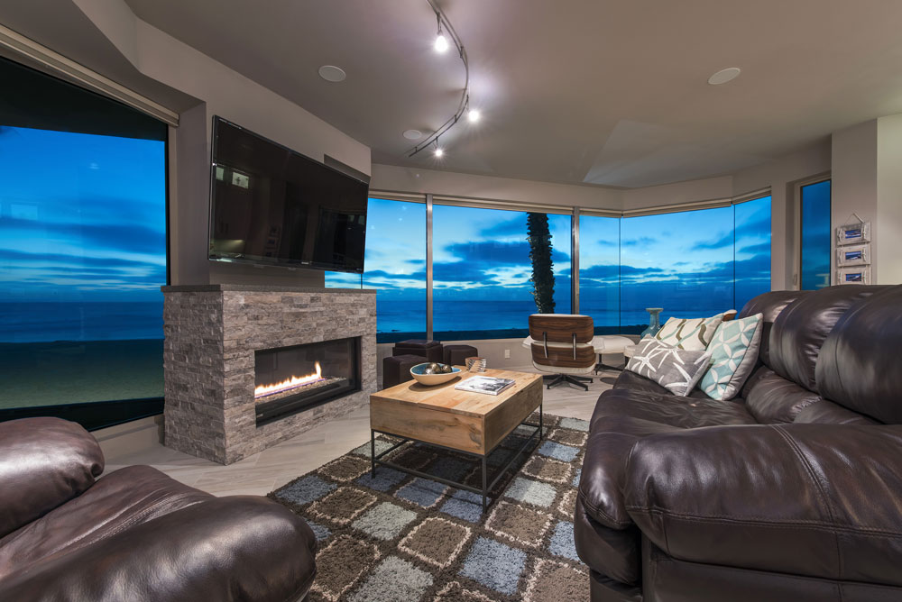 Wonderful living rooms with sea views 7 Wonderful living rooms with sea views