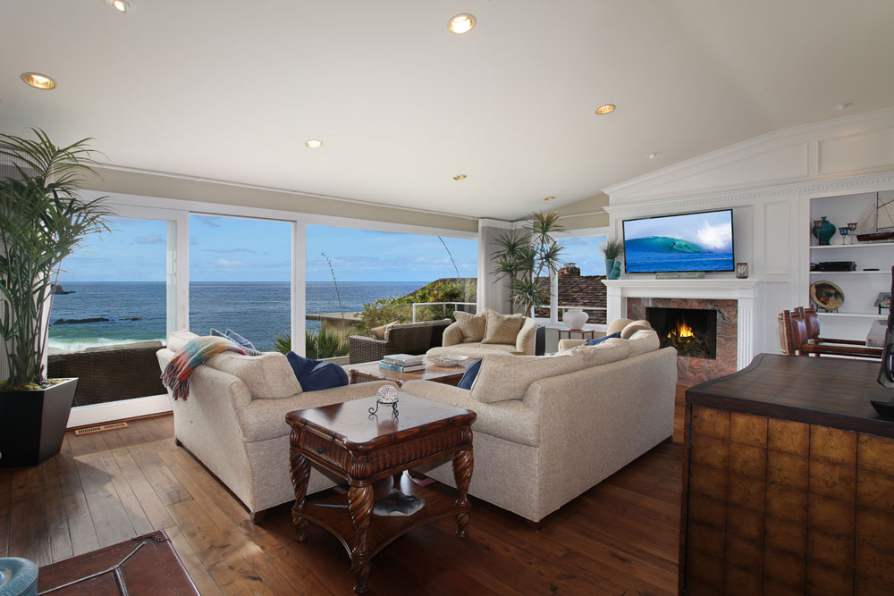 Wonderful living rooms with sea views 8 Wonderful living rooms with sea views
