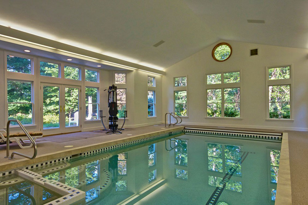 A collection of the popular and versatile indoor pools we love 2 A collection of the popular and versatile indoor pools we love