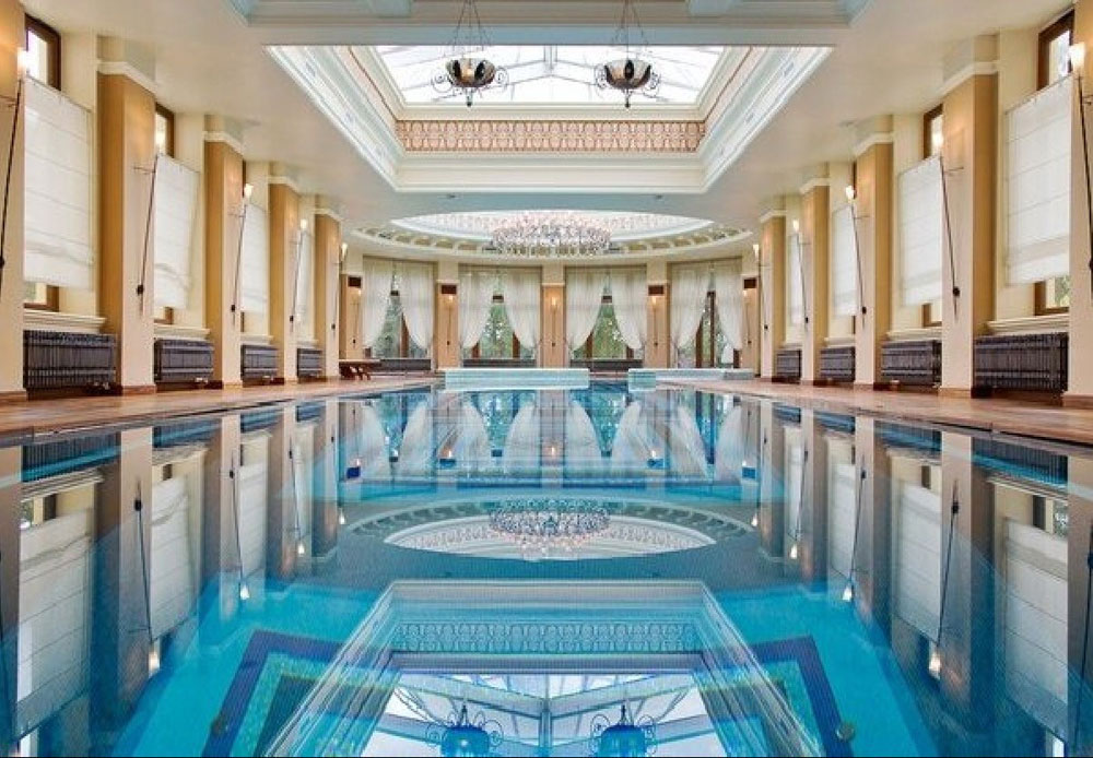 A collection of the popular and versatile indoor pools we love 3 A collection of the popular and versatile indoor pools we love