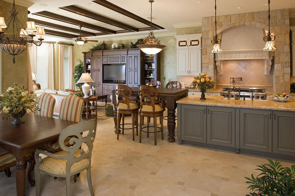 Mediterranean Kitchens That Might Inspire You To Remodel Or Redecorate Your Own 4 Mediterranean Kitchens That Might Inspire You To Remodel Or Redecorate Your Own