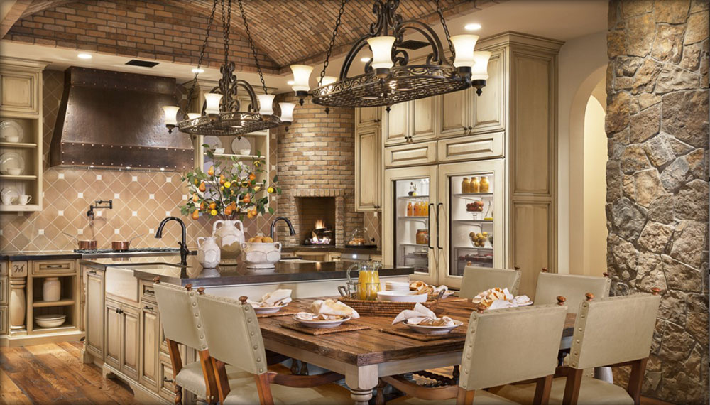 Mediterranean Kitchens That Might Inspire You To Remodel Or Redecorate Your Own 7 Mediterranean Kitchens That Might Inspire You To Remodel Or Redecorate Your Own