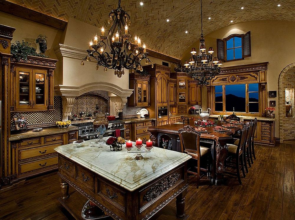 Mediterranean Kitchens That Might Inspire You To Remodel Or Redecorate Your Own 11 Mediterranean Kitchens That Might Inspire You To Remodel Or Redecorate Your Own
