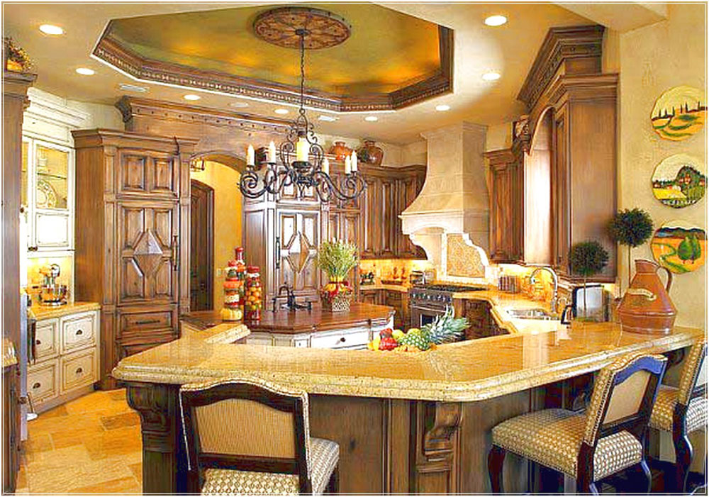 Mediterranean Kitchens That Might Inspire You To Remodel Or Redecorate Your Own 12 Mediterranean Kitchens That Might Inspire You To Remodel Or Redecorate Your Own