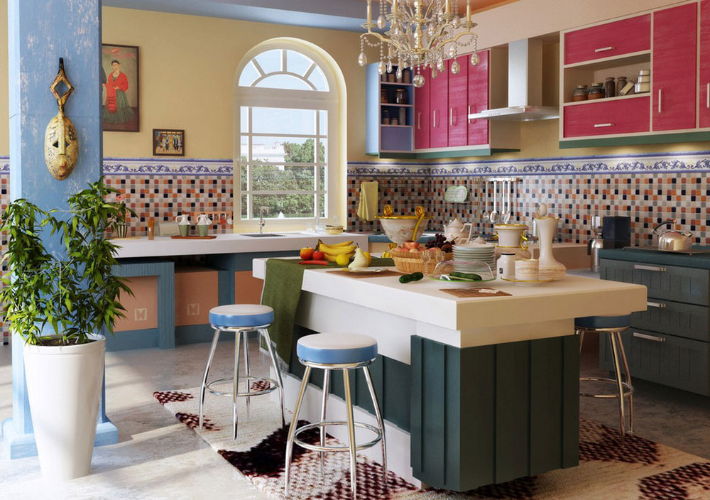 Mediterranean Kitchens That Might Inspire You To Remodel Or Redecorate Your Own 9 Mediterranean Kitchens That Might Inspire You To Remodel Or Redecorate Your Own