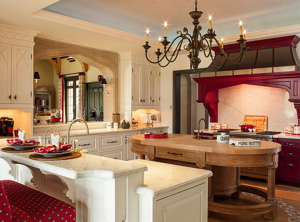 Mediterranean Kitchens That Might Inspire You To Remodel Or Redecorate Your Own 13 Mediterranean Kitchens That Might Inspire You To Remodel Or Redecorate Your Own
