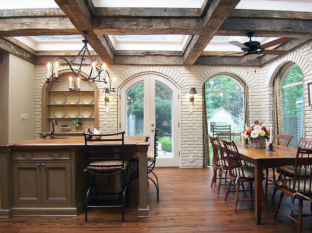 Kitchens with skylights for more natural light 8 kitchens with skylights for more natural light
