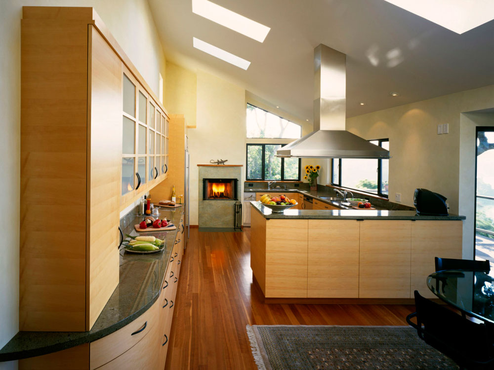Kitchens with skylights for more natural light 4 kitchens with skylights for more natural light
