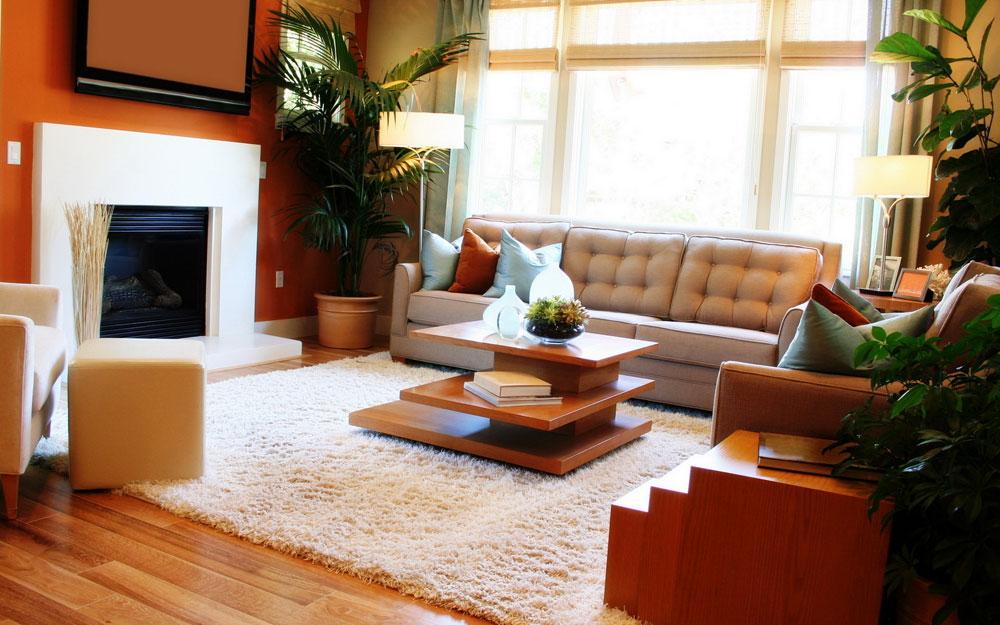 Show-window-of-the-living-room-interior-design-with-fireplace-4 Show-window of the living room-interior-design with a fireplace