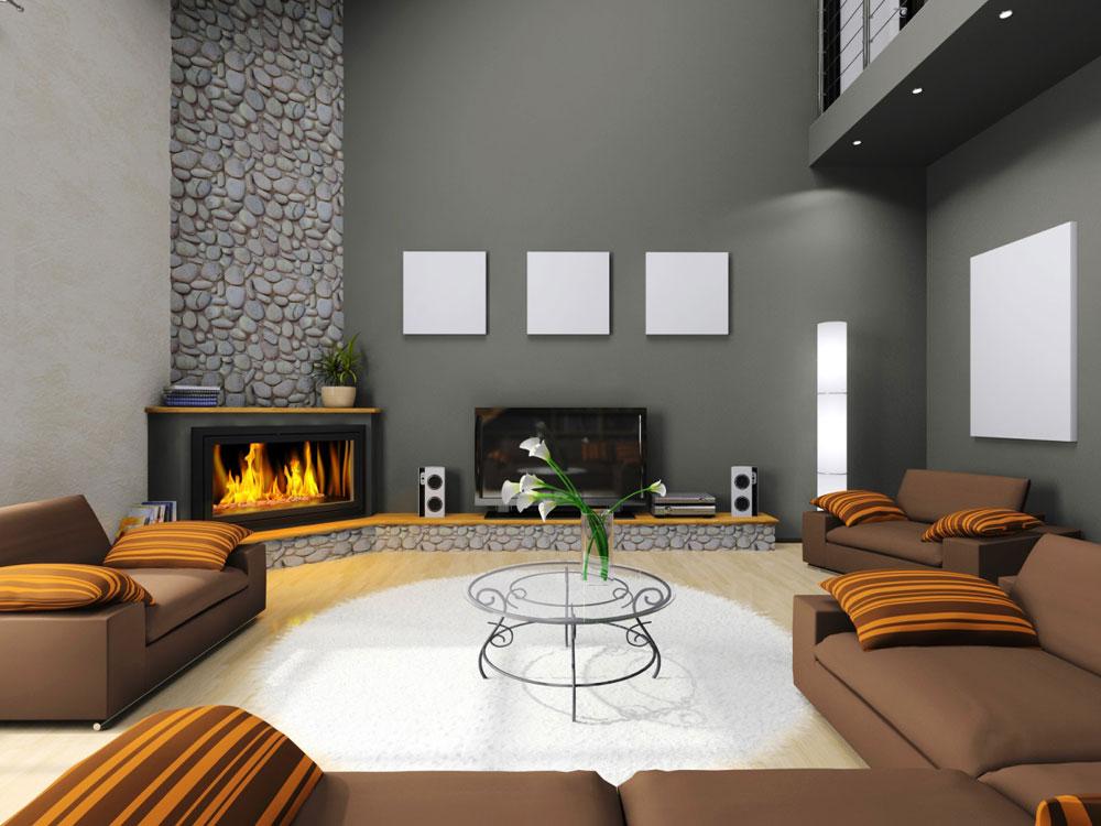 Show-window-of-the-living room-interior-design-with-fireplace-21 Show-window of the living room-interior design with a fireplace