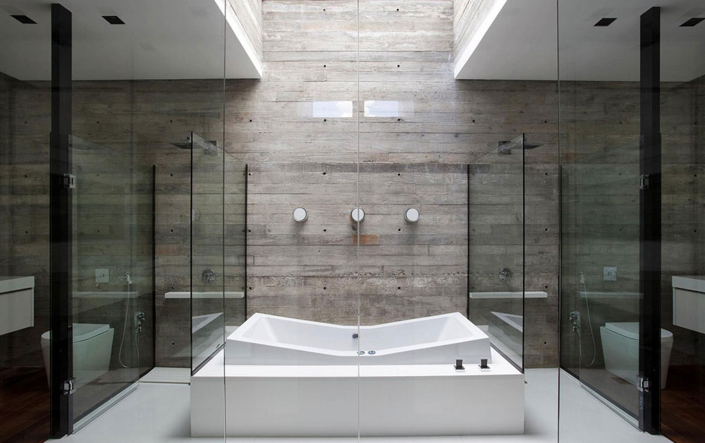 Looking for inspiration for modern bathroom interiors 12 Looking for inspiration for modern bathroom interiors?